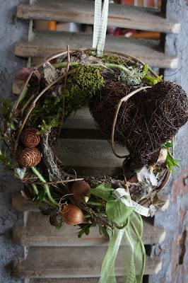 Gartendeko blog eine runde sache - Gartendeko winter ...