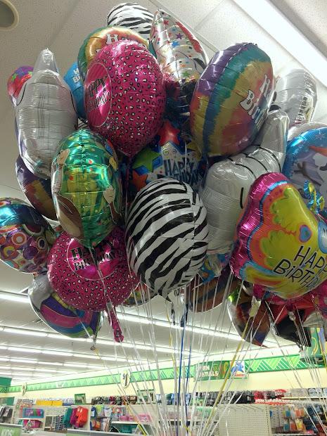 20 Helium Balloons Dollar Tree Birthday Pictures And Ideas On Meta