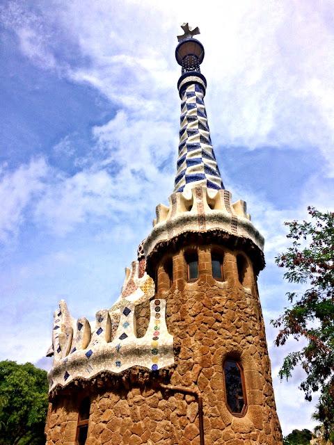 Mistrz Gaudi poleca: Park Güell w Barcelonie