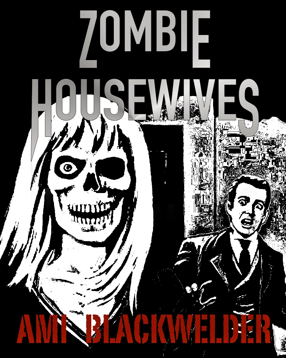 Zombie Housewives by Ami Blackwlder (Guest Vlog & Review)