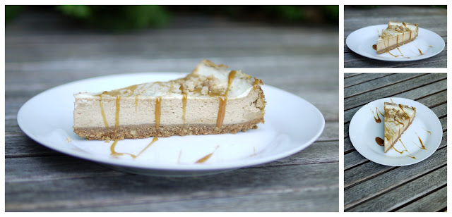 Caramel - Coffee - Cheesecake | Rezept | Backen | Kuchen