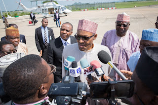 President Buhari seeks medical treatment in London