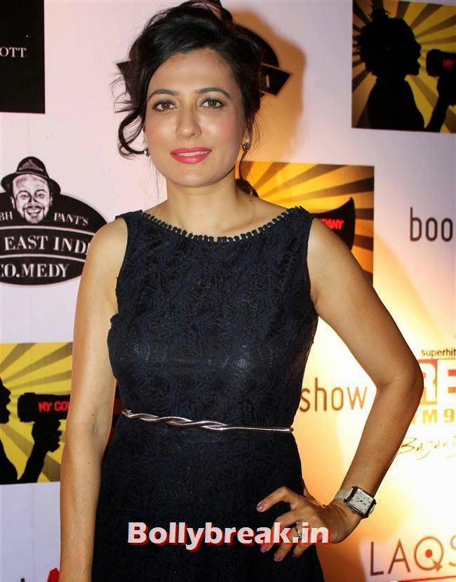 Mini Mathur, Shruti Seth, Maria Goretti at 4th Annual Ghanta Awards