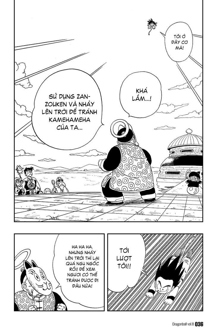 Dragon Ball chap 107 trang 2