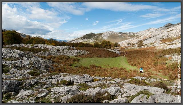 Lagos de Covadonga: Vega de Bricial