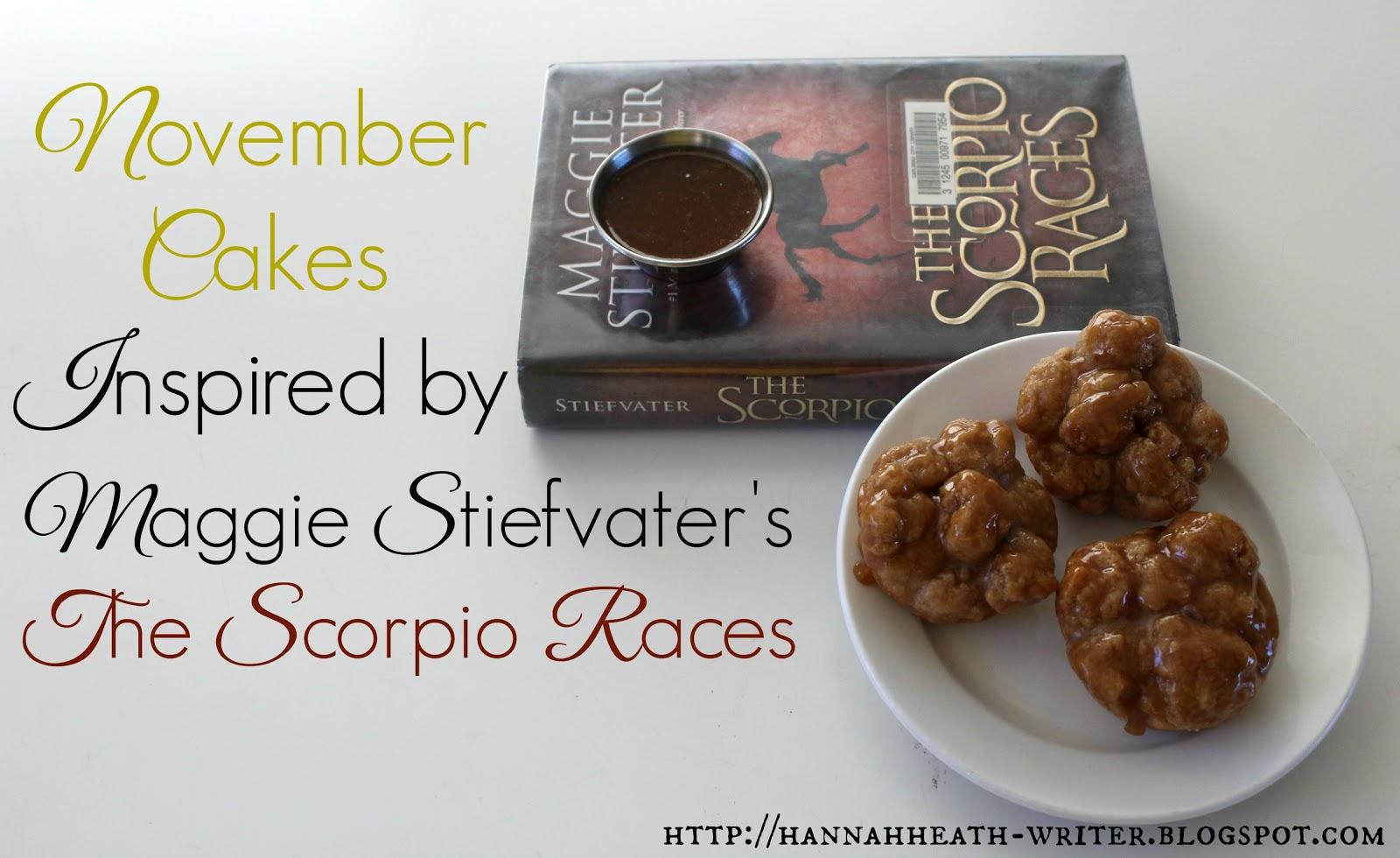 November Cakes Scorpio Races