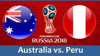 مشاهدة مباراة أستراليا و بيرو في كأس العالم 2018 بتاريخ 26-06-2018 موقع ماتش لايف