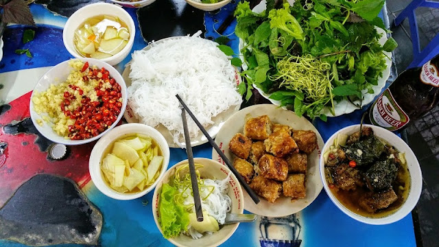 Hanoi - The City of Traditional Food 3