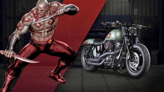 drax Harley Davidson