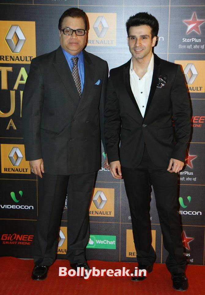 Kumar Taurani, Girish Kumar, Star Guild Awards 2014 Pictures
