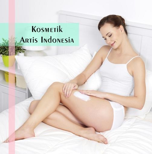 Kosmetik Artis Indonesia