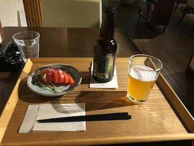 美肌湯 和カフェの葵ビール