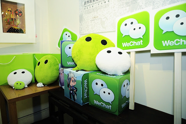 WeChat introduces in-app gaming tab