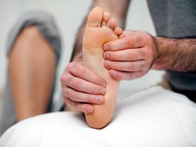 rehabilitacion del pie diabetico