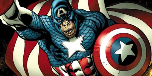 Captain Ape-Merica mavel apes