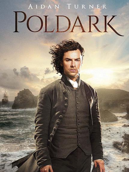 Poldark saison 1 en français