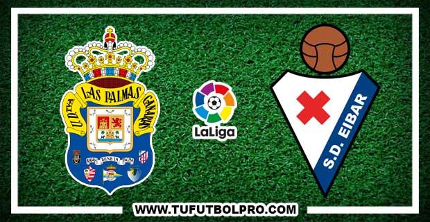 Ver Las Palmas vs Eibar EN VIVO Por Internet Hoy 5 de Noviembre 2016