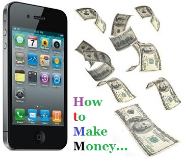 How to earn money using free apps