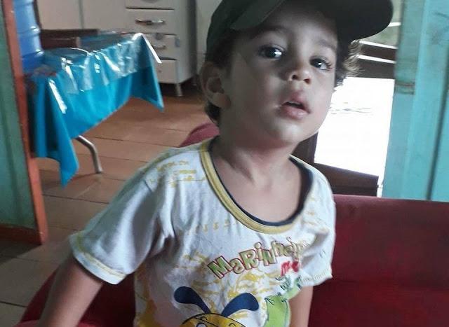 Urgente! Criança de três anos morre asfixiada após se engasgar com pipoca