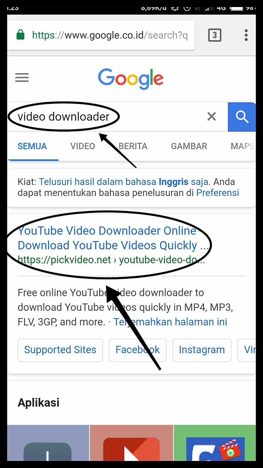 aplikasi buat download video instagram