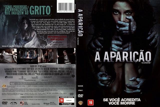 Capa DVD A Aparição