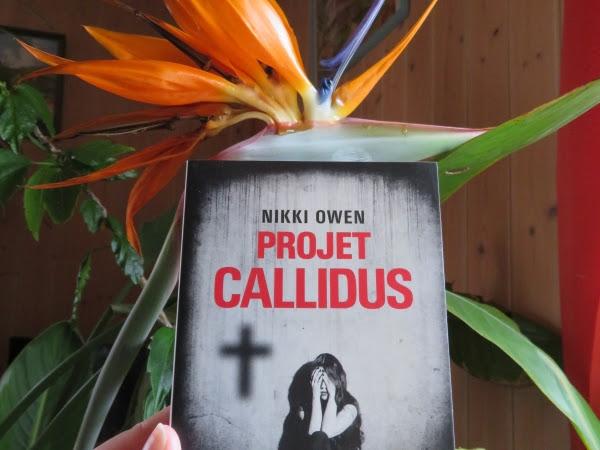 Projet Callidus de Nikki Owen