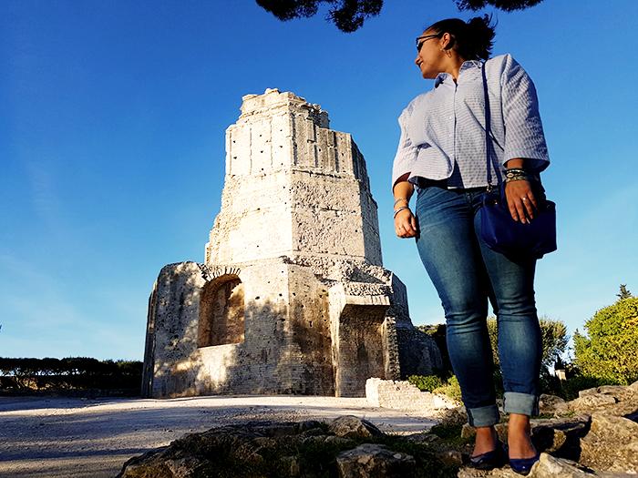 Jardins de la Fontaine Nîmes et Look Automne 11