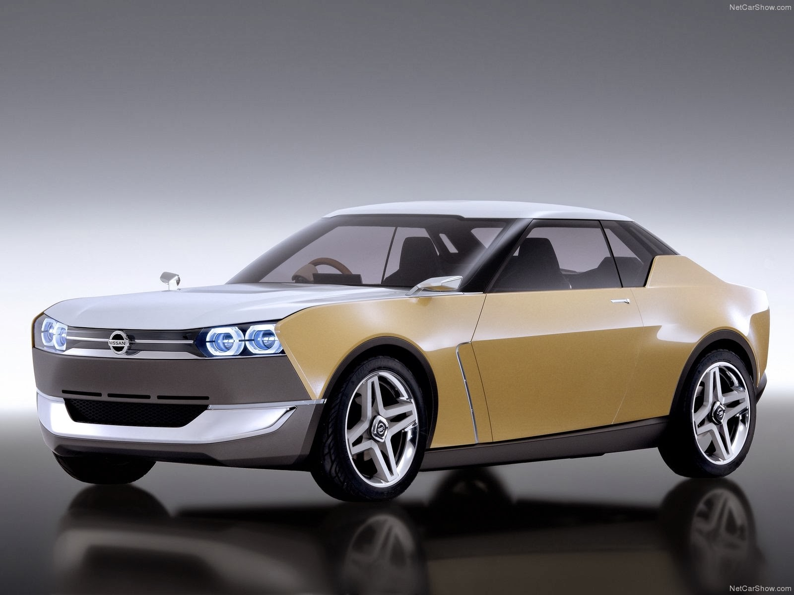 cars of yesterday and tomorrow: nissan idx concept 2018