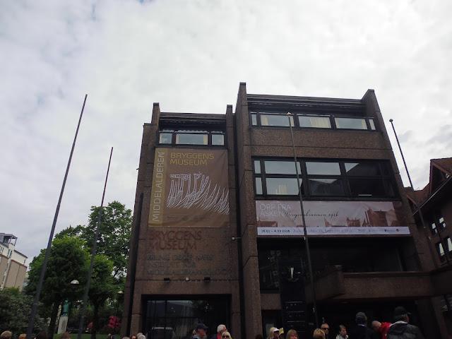 Bryggens Museet (Museo de Bryggens)