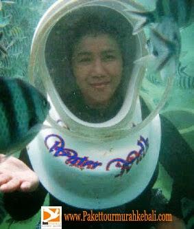 Seawalker Sanur - Sanur Underwater - Waterwalk Sanur