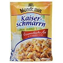 """Schade, dass wir nie den Beckenbauer fangen, ich hätte Appetit auf Kaiserschmarren!"""""""