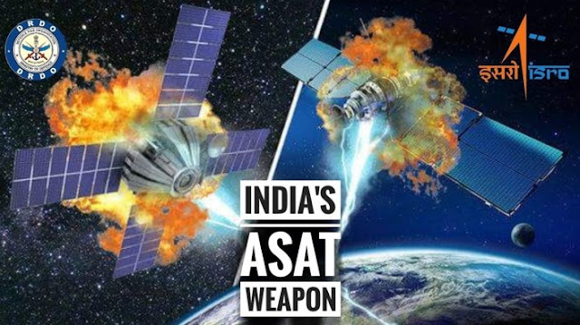 India successfully conducts an anti-satellite missile test