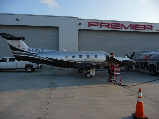 Kathryn's Report: Pilatus PC-12/47, Roadside Ventures LLC