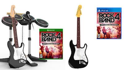 Rock Band 4, análisis de videojuegos