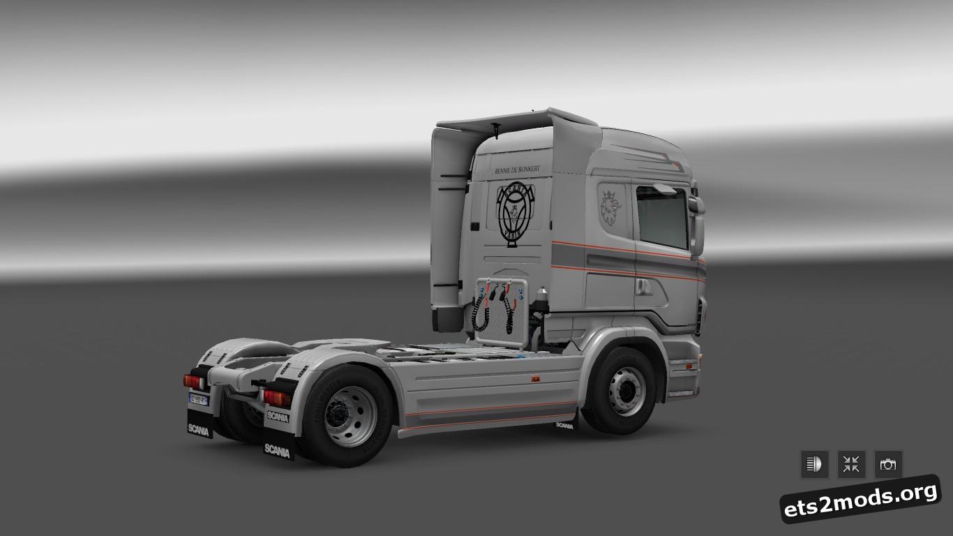 KG Montage Skin for Scania RJL
