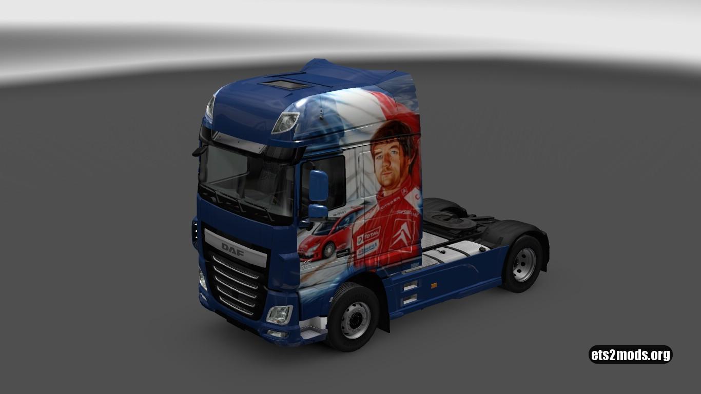 DAF Euro 6 Loeb Skin V 1