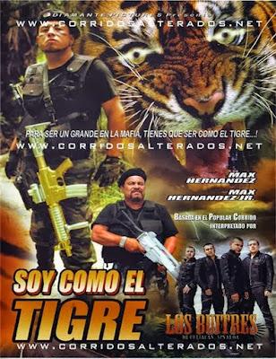 Soy como el Tigre – DVDRIP  LATINO