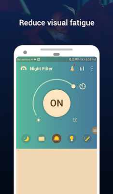 NIGHT FILTERBLUE LIGHT FILTER FORBETTER SLEEP V1.2.6.7 VIP Cracked Apk Is Here