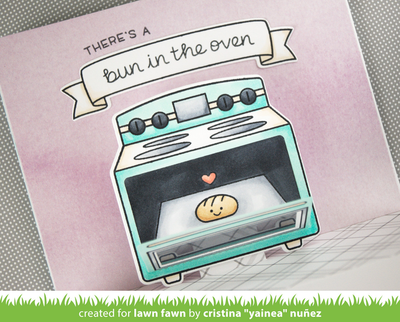 the Lawn Fawn blog Lawn Fawn Intro Bun in the Oven It s