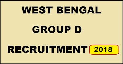 West Bengal Group D Recruitment Calcutta High Court 20118