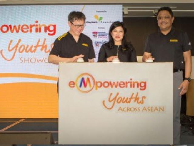 Maybank Foundation dan ASEAN Luncurkan Program Pemberdayaan Pemuda ASEAN