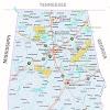 3 Peta Alabama di Amerika Serikat
