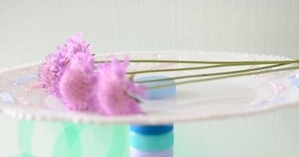 Linfa Creativa: Come realizzare un'alzatina con materiale ...