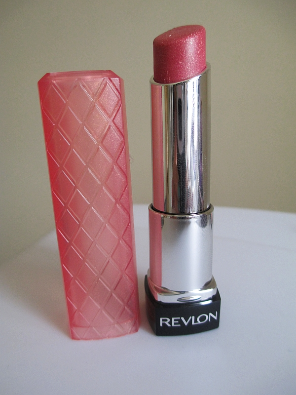 Revlon ColorBurst Lip Butter in Peach Parfait review and swatches!