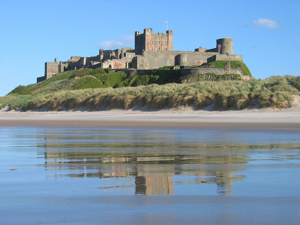 The best picnic spots in Northumberland | Bamburgh Castle