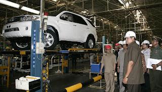 Lowongan Kerja Toyota Motor Manufacturing Indonesia (Disnakertrans Karawang)
