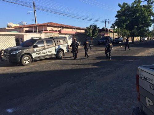megaoperação policial em quixeramobim