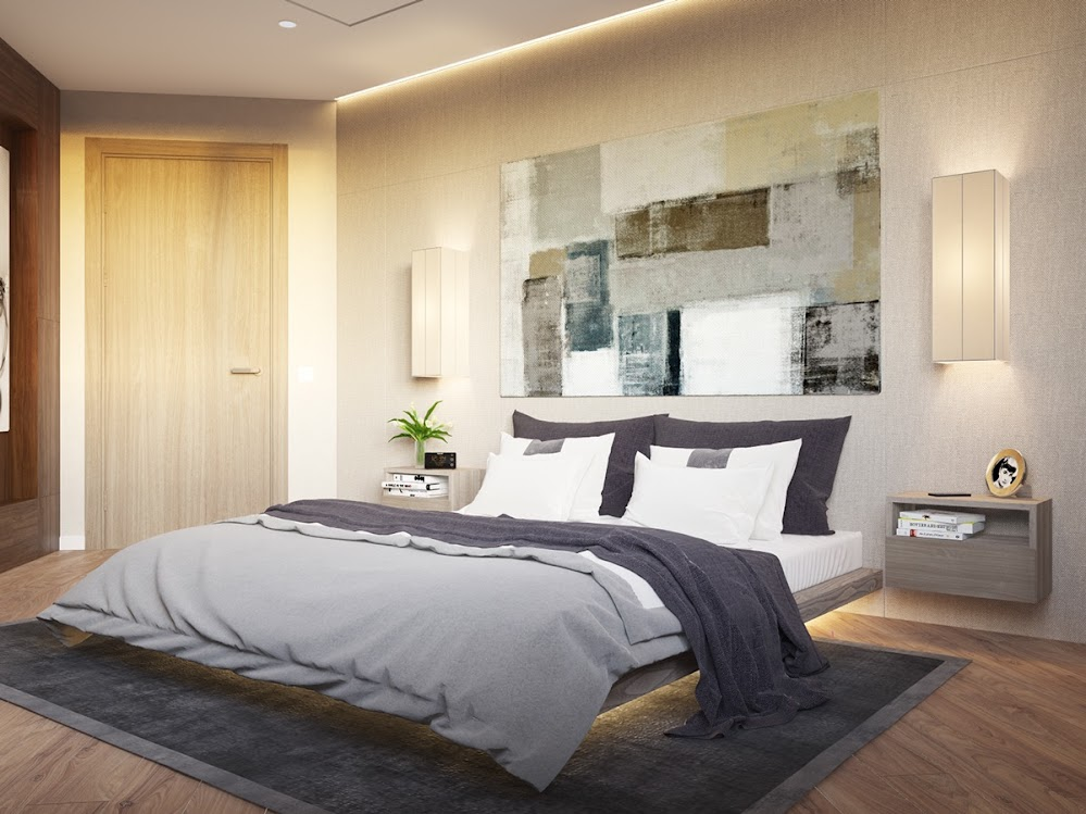 classic-bedroom-lighting-ideas