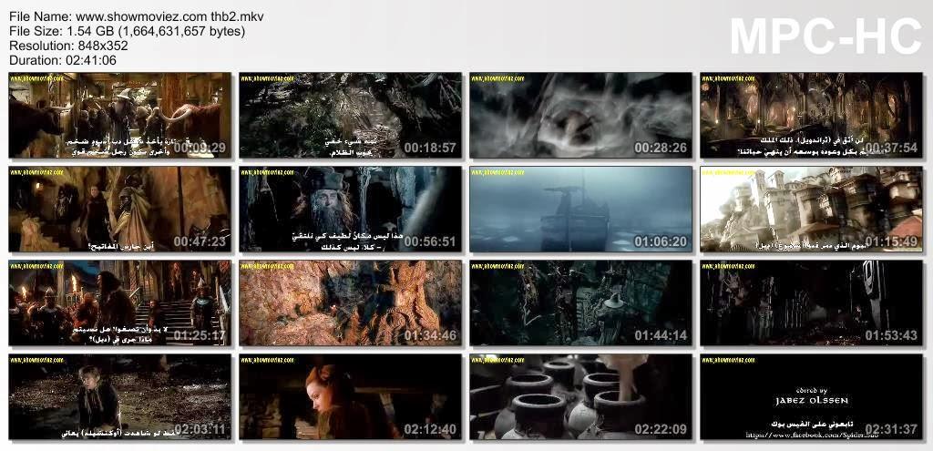 تحميل فيلم the hobbit 3