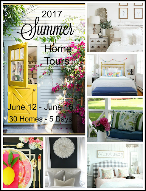 2017 Summer Home Tour - Tuesday Lineup